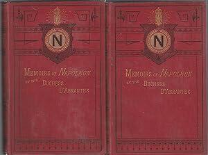 Memoirs of Napoleon, His Court and Family: Bonaparte, Napoleon) D'Abrantes,