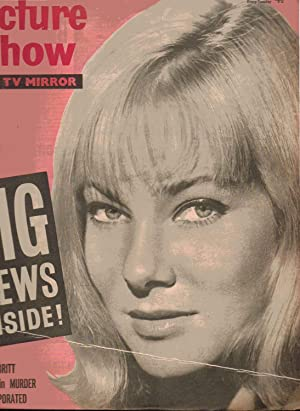 Picture Show and TV Mirror. Magazine. 10th September 1960. Front Cover: May Britt