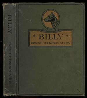 Billy and Other Stories from Wild Animal: Seton, Ernest Thompson