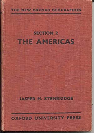 The New Oxford Geographies, Section 2, the: Stembridge, Jasper H.
