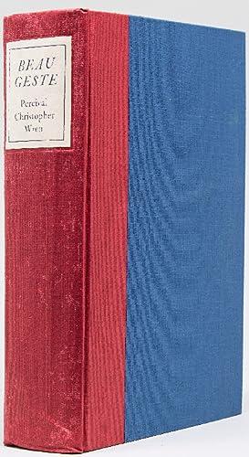 Beau Geste: Wren, Percival Christopher