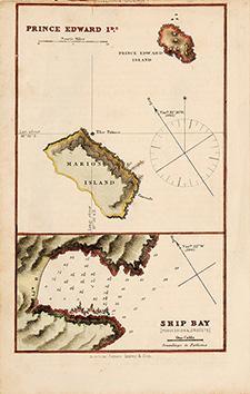 Prince Edward Island.: IMRAY, James &