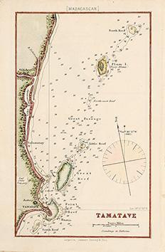 Tamatave [Madagascar].: IMRAY, James &