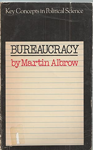 Seller image for Bureaucracy Key Concepts in Political Science for sale by BYTOWN BOOKERY