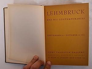 Curt Valentin Gallery 1951-1952