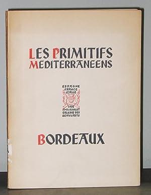 Les Primitifs Mediterraneans: Martin-Méry, Gilberte; Prof.