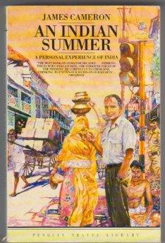 An Indian Summer: A Personal Experience of India.