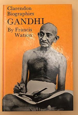 GANDHI Clarendon Biographies: Watson, Francis