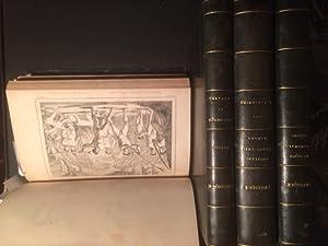 L'Univers. Histoire et description de tous les peuples, 4 Volumes - Mexique, Guatemala et Perou...