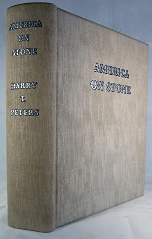 America On Stone; The Other Printmakers To: Peters, Harry T.