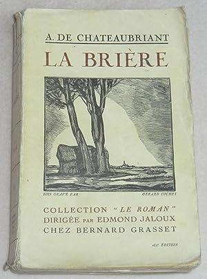 Bild des Verkäufers für LA BRIERE zum Verkauf von LE BOUQUINISTE