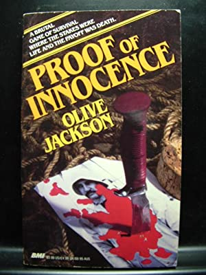 PROOF OF INNOCENCE / THOUGH I KNOW: Jackson, Olive /