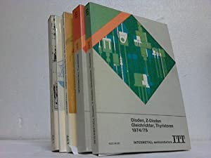 5 verschiedene Bände: ITT - Intermetall - Handbücher