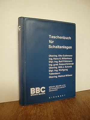 Bild des Verkäufers für Taschenbuch für Schaltanlagen zum Verkauf von Antiquarische Bücher Schmidbauer