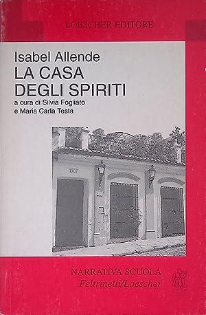 Immagine del venditore per La casa degli spiriti venduto da FolignoLibri