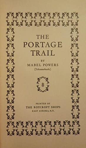THE PORTAGE TRAIL: POWERS, Mabel