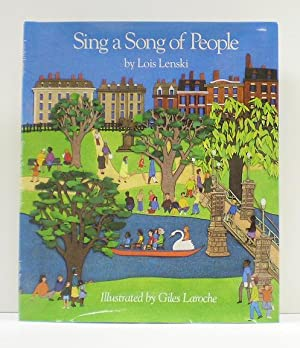 Sing a Song of People: Lenski, Lois