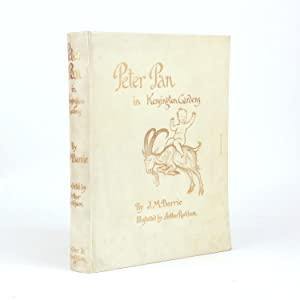 PETER PAN IN KENSINGTON GARDENS: RACKHAM, Arthur; BARRIE,