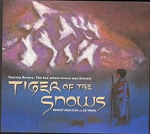 Tiger of the Snows: Tenzing Norgay the: Burleigh, Robert