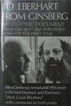 To Eberhart From Ginsberg