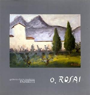 Ottone Rosai. Opere dal 1950 al 1957.: Catalogo della Mostra: