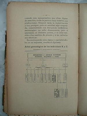 Revista Frenopática Barcelonesa. Eco Científico Del Manicomio Nueva-Belen.: GINÉ Y PARTAGÁS, Juan