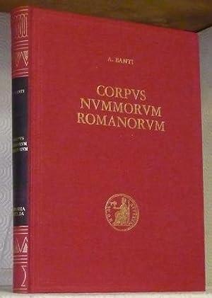 Corpus Nummorum Romanorum. Monetazione Repubblicana. Classificazione per: BANTI, Alberto.