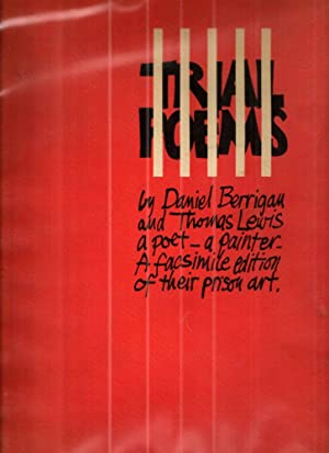 Trial Poems; a poet, a painter --: Berrigan,Daniel and Thomas