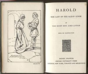 Harold the Last of the Saxon Kings