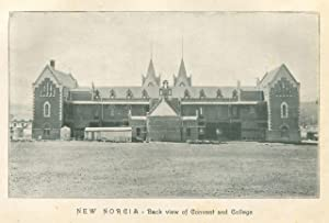 New Norcia : the remarkable Aborigines institution of the Australian Commonwealth situated in the ...