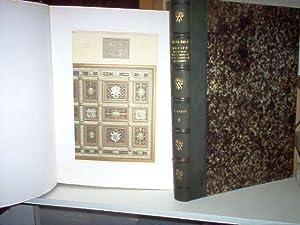 Motifs historiques d'Architecture et de Sculpture d'Ornement: DALY (César) (Bibliothèque