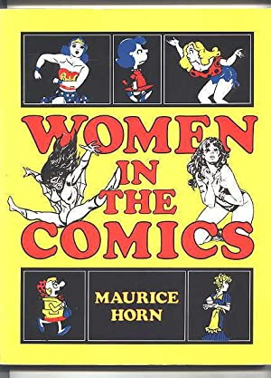 WOMEN IN THE COMICS.: Horn, Maurice.