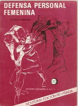 DEFENSA PERSONAL FEMENINA: Heyden & Tarpenning