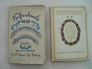 Das Hessenbuch. 2 Bände.: Kultur. - Zenz, Reinhold: