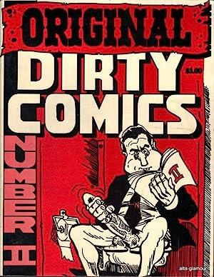 ORIGINAL DIRTY COMICS; Number II