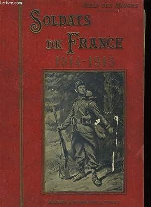 SOLDATS DE FRANCE 1914-1915: DES MAUGES JEHAN