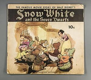 The Famous Movie Story of Walt Disney's: Disney, Walt; Grimm