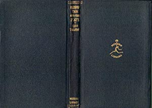 REDEMPTION and Two Other Plays.: Leo Tolstoy