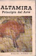 Altamira.Principio del arte: García Guinea, Miguel