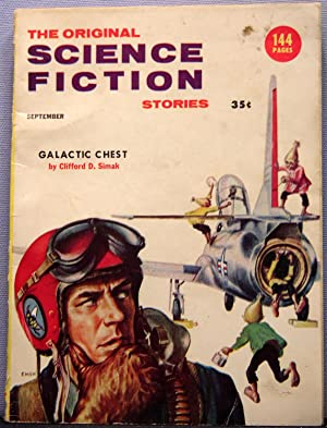 Science Fiction Stories Vol. 7 #2 September: Robert W. Lowndes