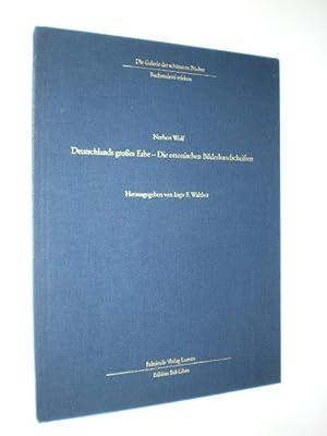 Deutschlands großes Erbe. Die ottonischen Bilderhandschriften. Herausgegeben von Ingo F. Walther.: ...
