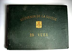 SOUVENIR DE LA SUISSE: EDITOR Genève, Briquet