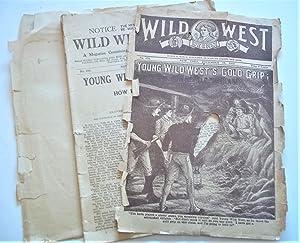 Wild West Weekly (No. 896, December 19,: Wolff, Harry E.