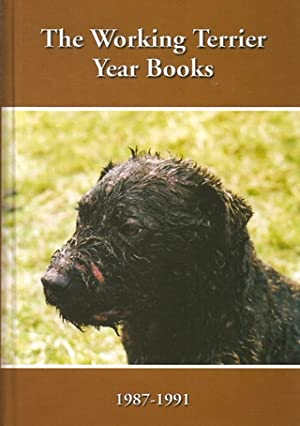 THE WORKING TERRIER YEAR BOOKS: 1987-1991. By: Harcombe (David). Editor.