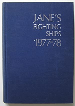 Jane's Fighting Ships 1977-78, The standard reference work of the world's navies,