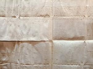 1494, octubre, 14. Madrid: Documeto manuscrito sobre: DOCUMENTO MANUSCRITO. SIGLO