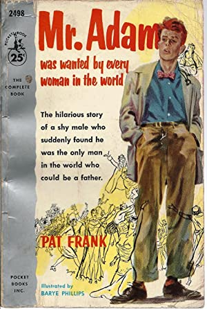Mr. Adam: Frank, Pat