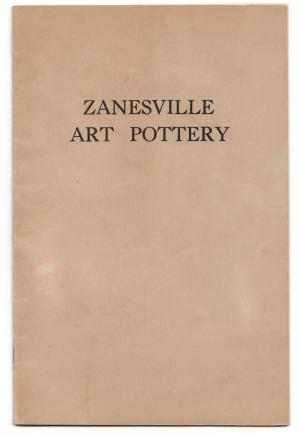 Zanesville Art Pottery.