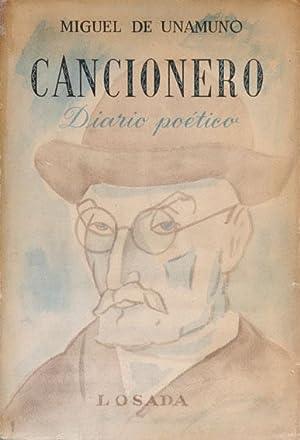 Cancionero : Diario Poético: Unamuno, Miguel de