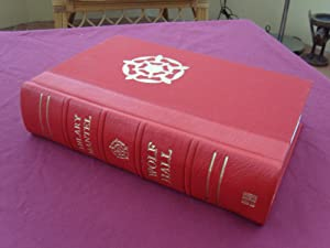 Wolf Hall - Leather Bound Limited Edition: Mantel Hilary